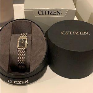 Women's Citizen watch - never worn